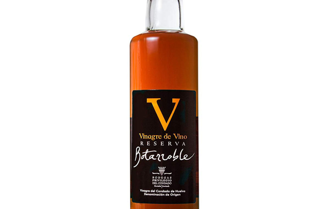 The vinegar of Privilegio del Condado, the best Huelva in the International Prizes Vinavín