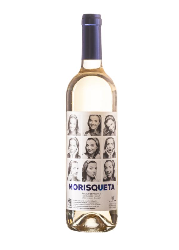 Morisqueta Vino blanco semidulce