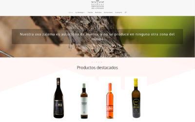 Los vinos del Condado, en toda España a un click