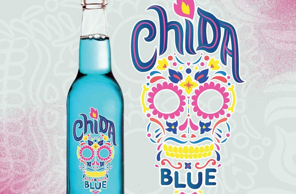 Nace Chida Blue, una bebida refrescante con tintes andaluces
